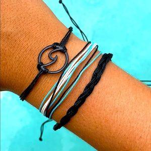 🍀Adjustable Handmade Wave Bracelet Set🍀